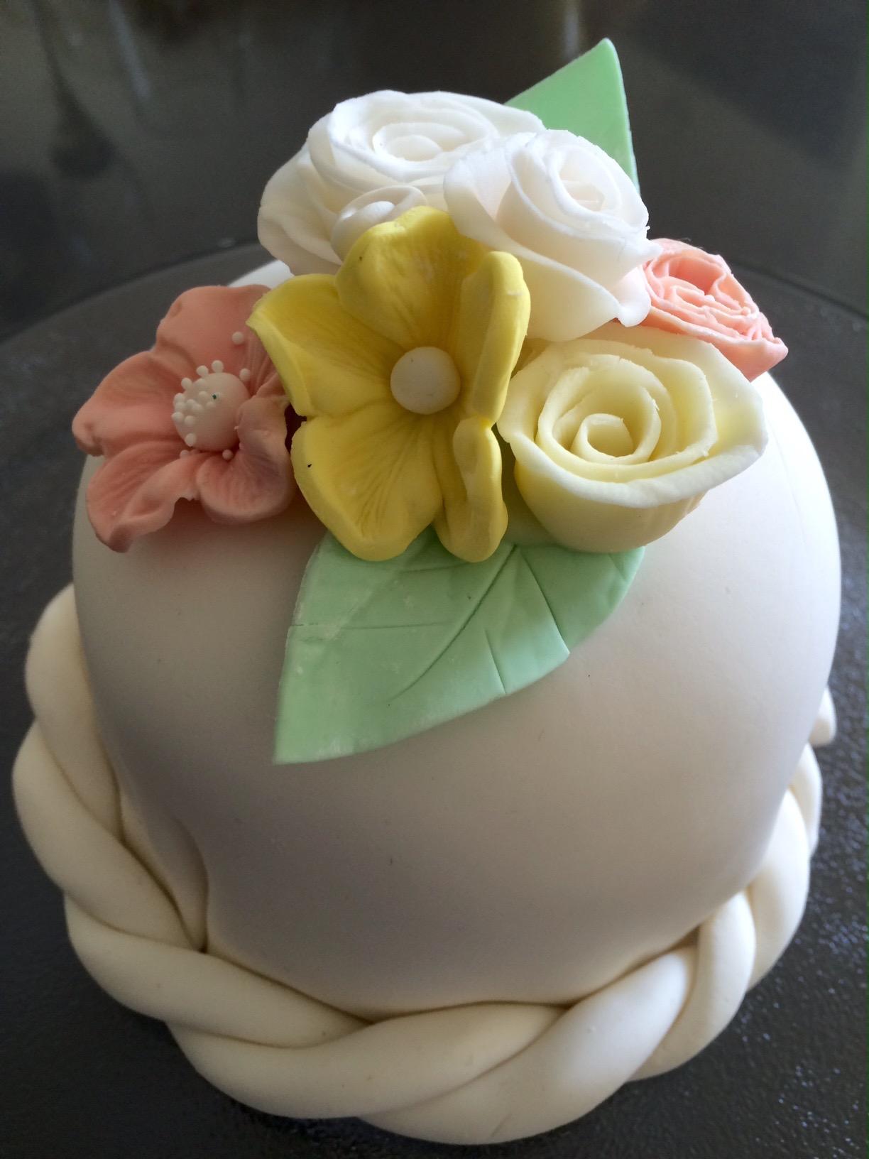 Best Friend Birthday Cake